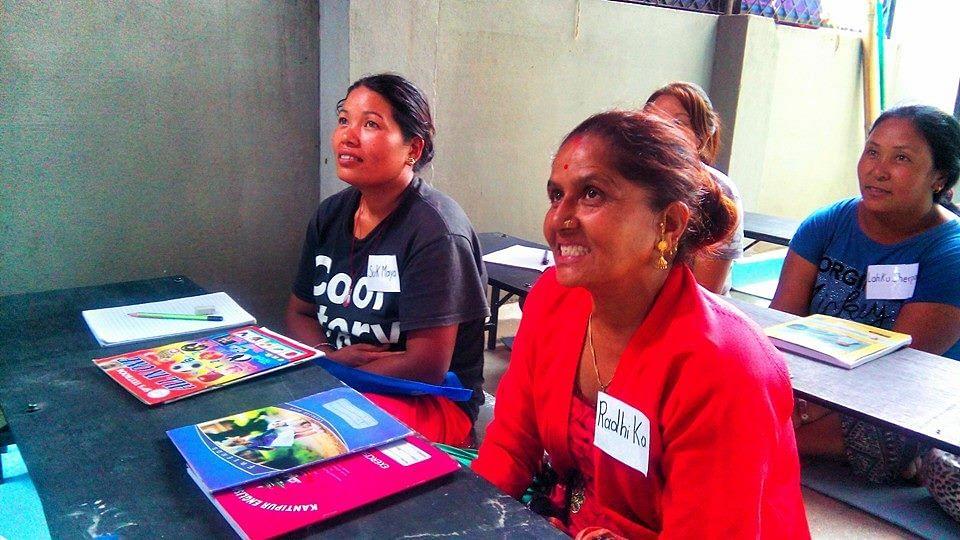 Women Empowerment program by Innovative Social Centre