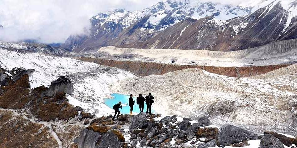 Goecha La in Sikkim