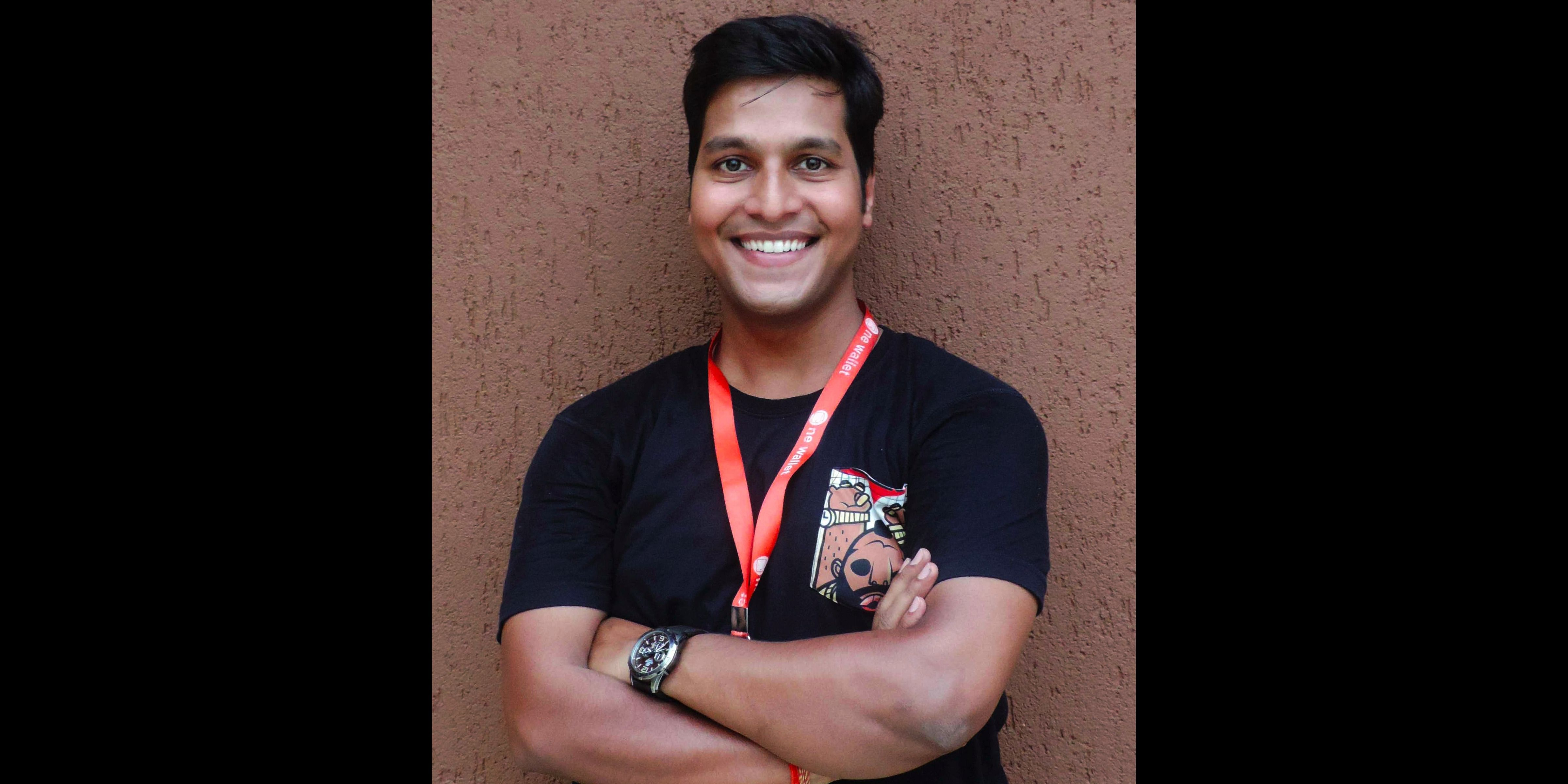 Neeraj Tiwari, Founder and CEO, One Wallet