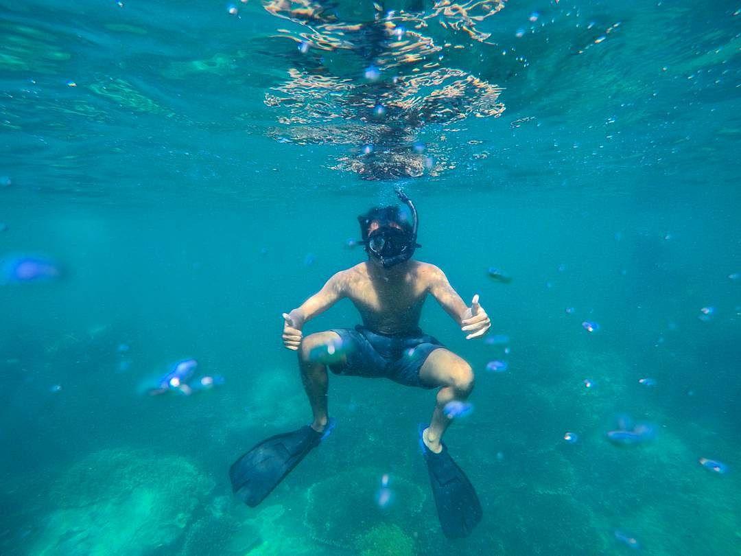 Snorkeling In Nha Trang, Vietnam - Instagram @ThinkTravelLiftGrow