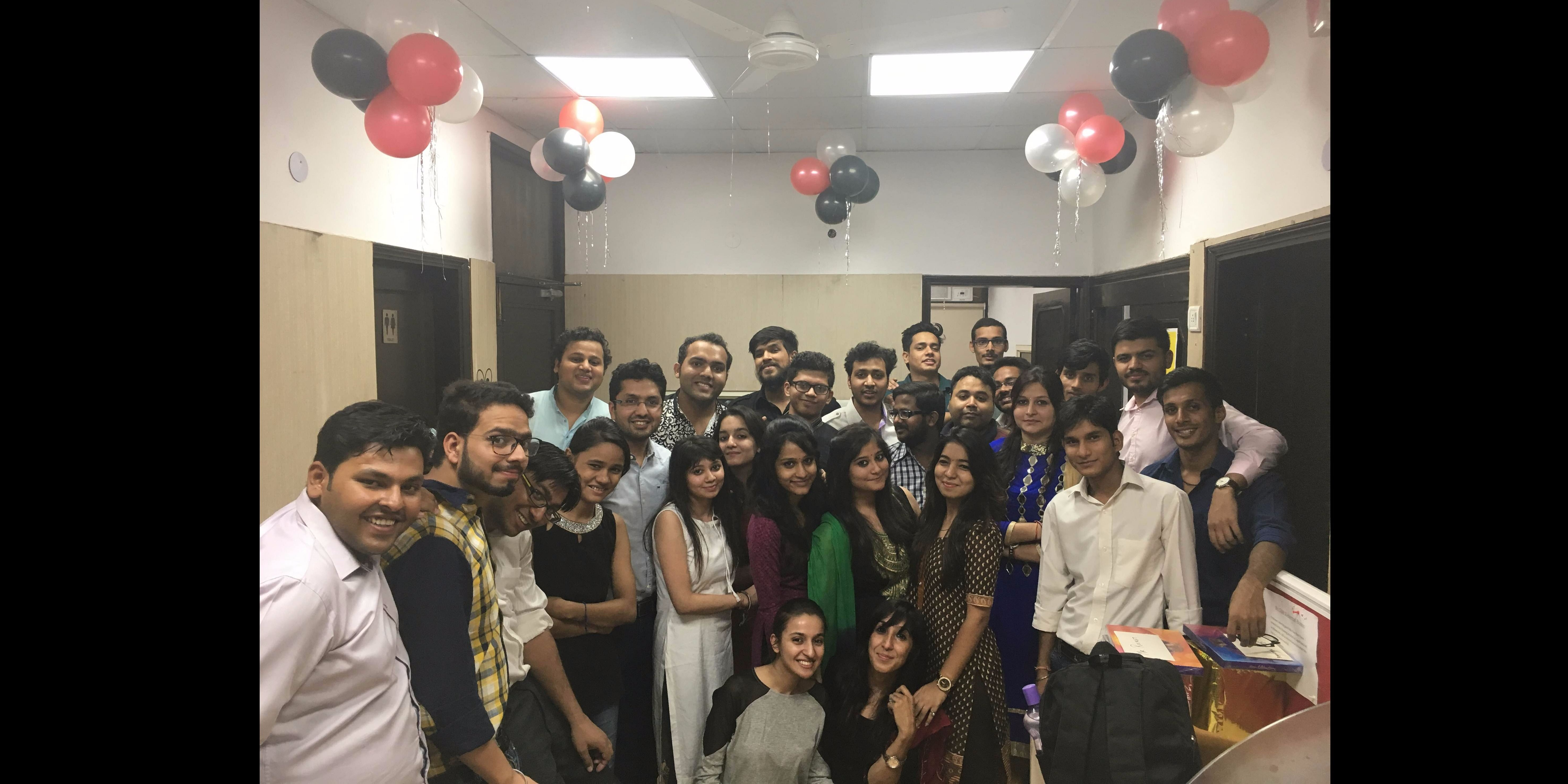 LegalRaasta Team celebrating Diwali