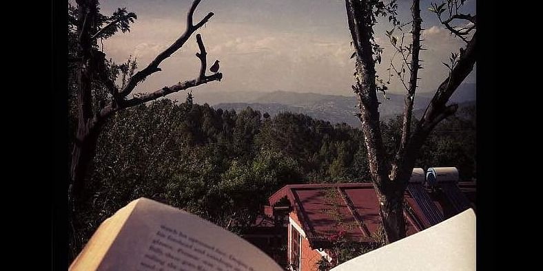Passion for the Himalayas and writing led to the Himalayan Writing Retreat.