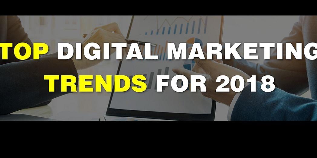 TIP- digital marketing trends 2018