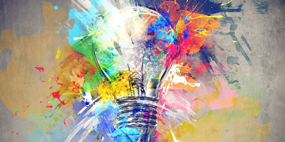 Meditation Unlocks Your Creativity (Image Source: Dr Will Sparks)
