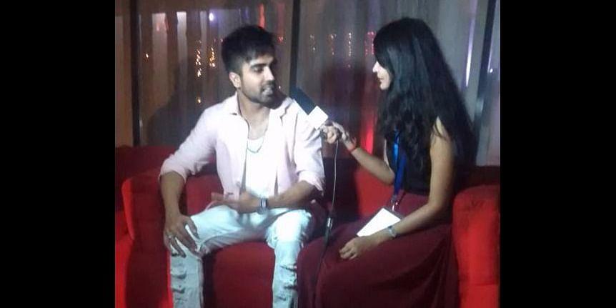 Interview of Punjabi Singer Hardy Sandhu by Mini
