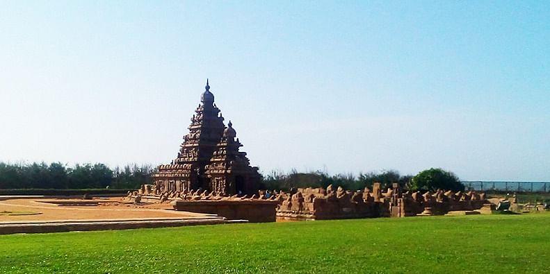 Travel Series] A miracle called Mahabalipuram