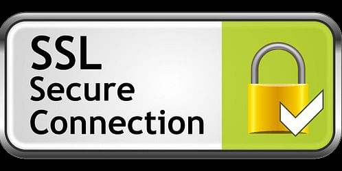 Let your customers feel safe on your site with an SSL certificate