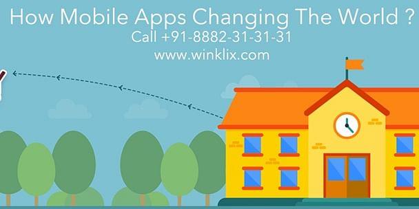 winklix mobile app developer
