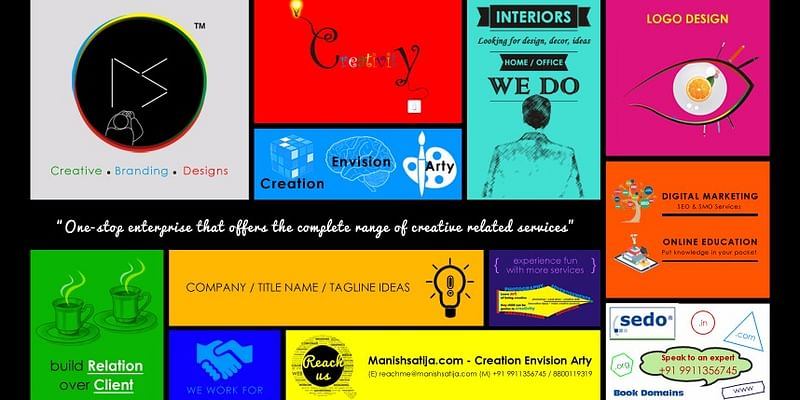 One of the fastest growing advertising agency, emerging in Digital Media. The new generation of fusion creatives is here - Manishsatija.com
