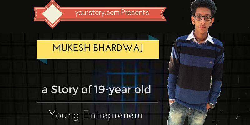 Mukesh Bhardwaj Young Entrepreneur