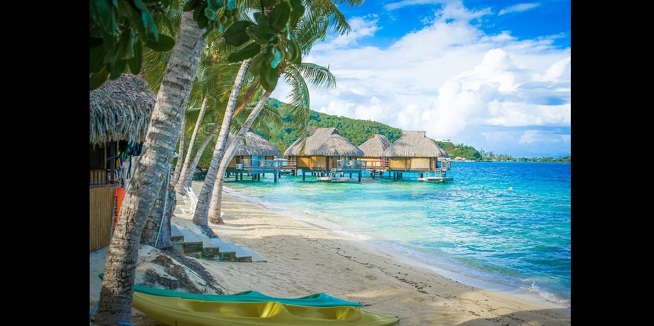 Bora Bora is often said to be one of the earth's greatest paradises and amongst the most romantic places in the world