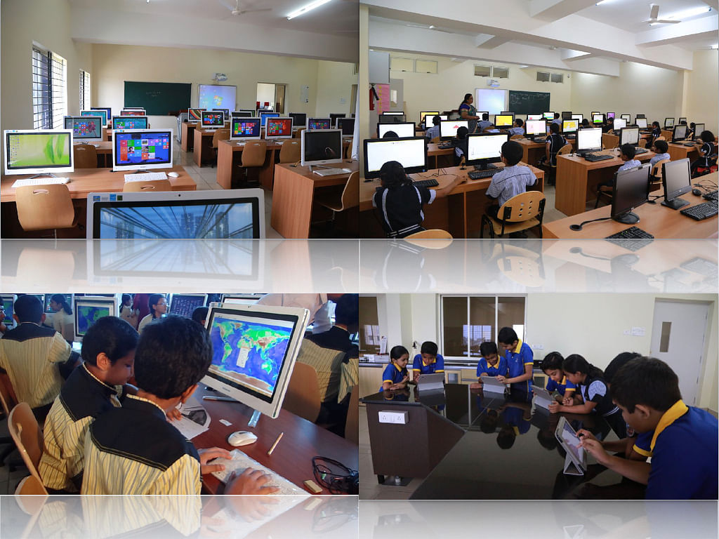 Technology Enabled Classrooms