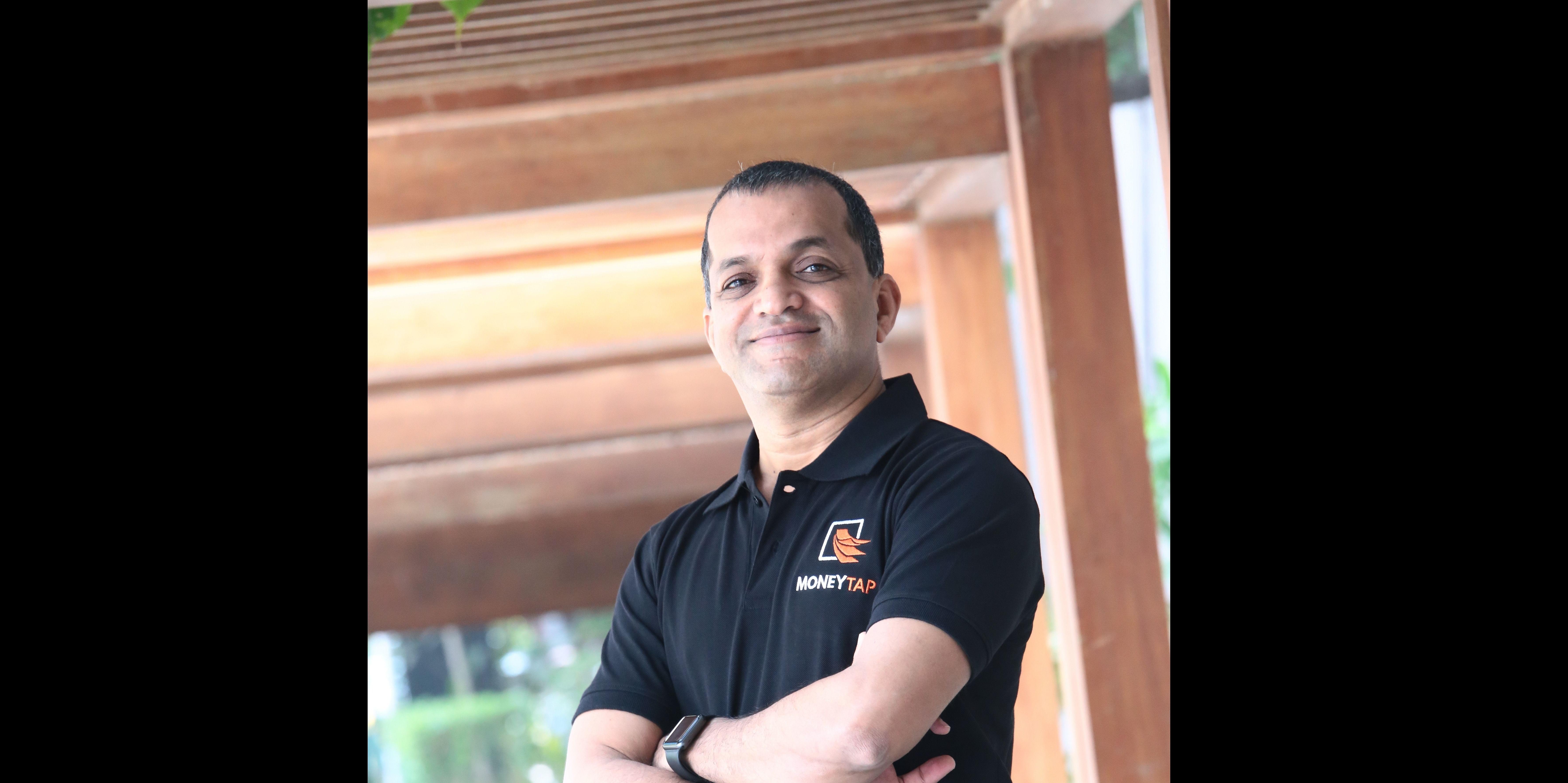 Bala Parthasarathy, Co-founder & CEO, MoneyTap