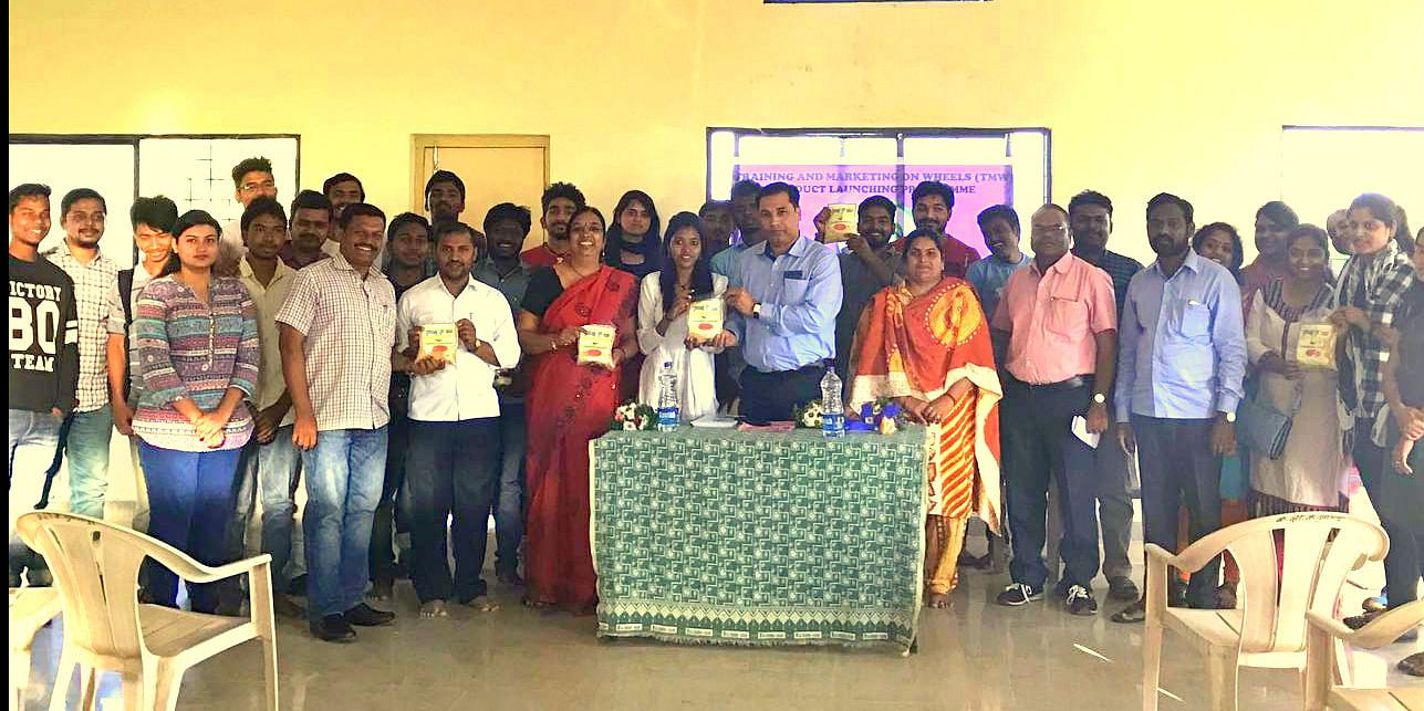 PRODUCT LAUNCHED PROGRAMME FOR TULJAI TOOR DAAL<br>