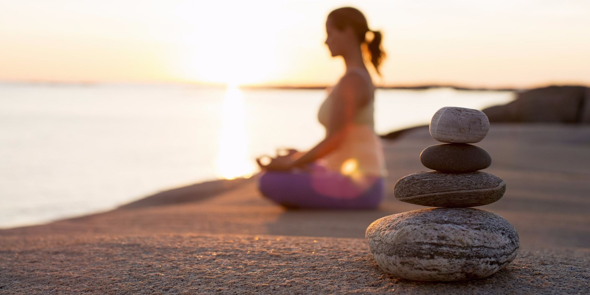 Meditation gives you a beautiful start to the morning (Image Source: UYP Lifestyle)
