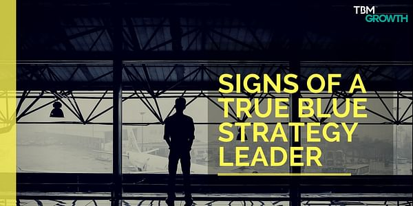 A strategy is all about choosing 'where to play' and 'how to win'. But besides knowing what strategy is all about, one needs to cultivate the right attitude towards strategy.