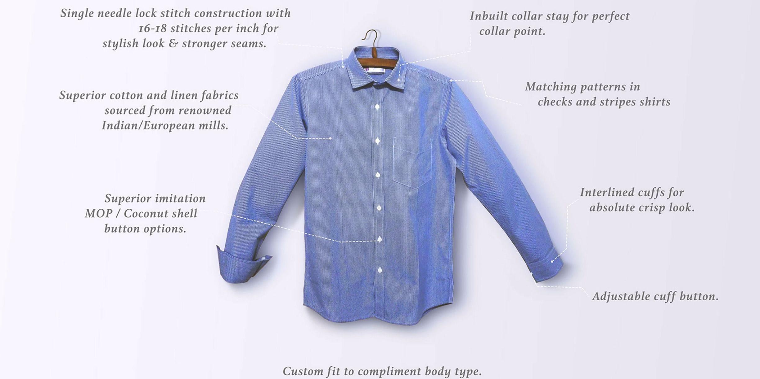 A StyleMyFit Shirt