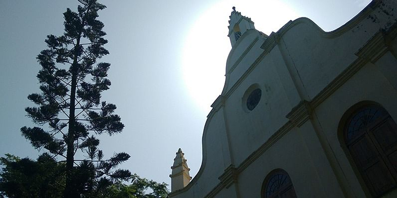 Exterior of St Francis Church