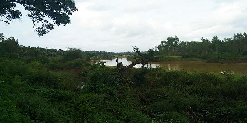 Figure 5 The River Varada at Banavasi