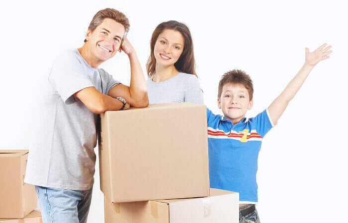 Hire trusted packers and movers