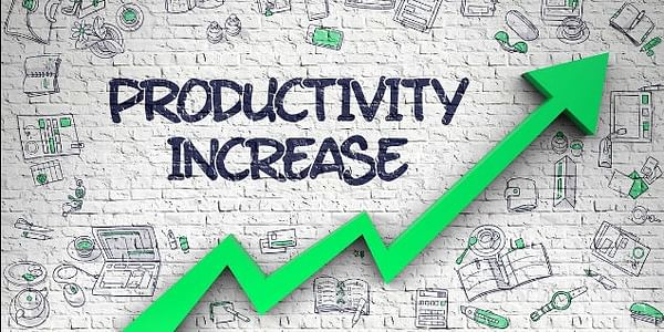 There are more than a few ways to increase productivity. You probably know that if you have done some research on the topic.