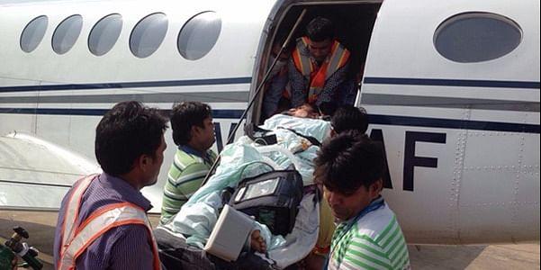 Air Ambulance - Medical Evacuation by ISAPL