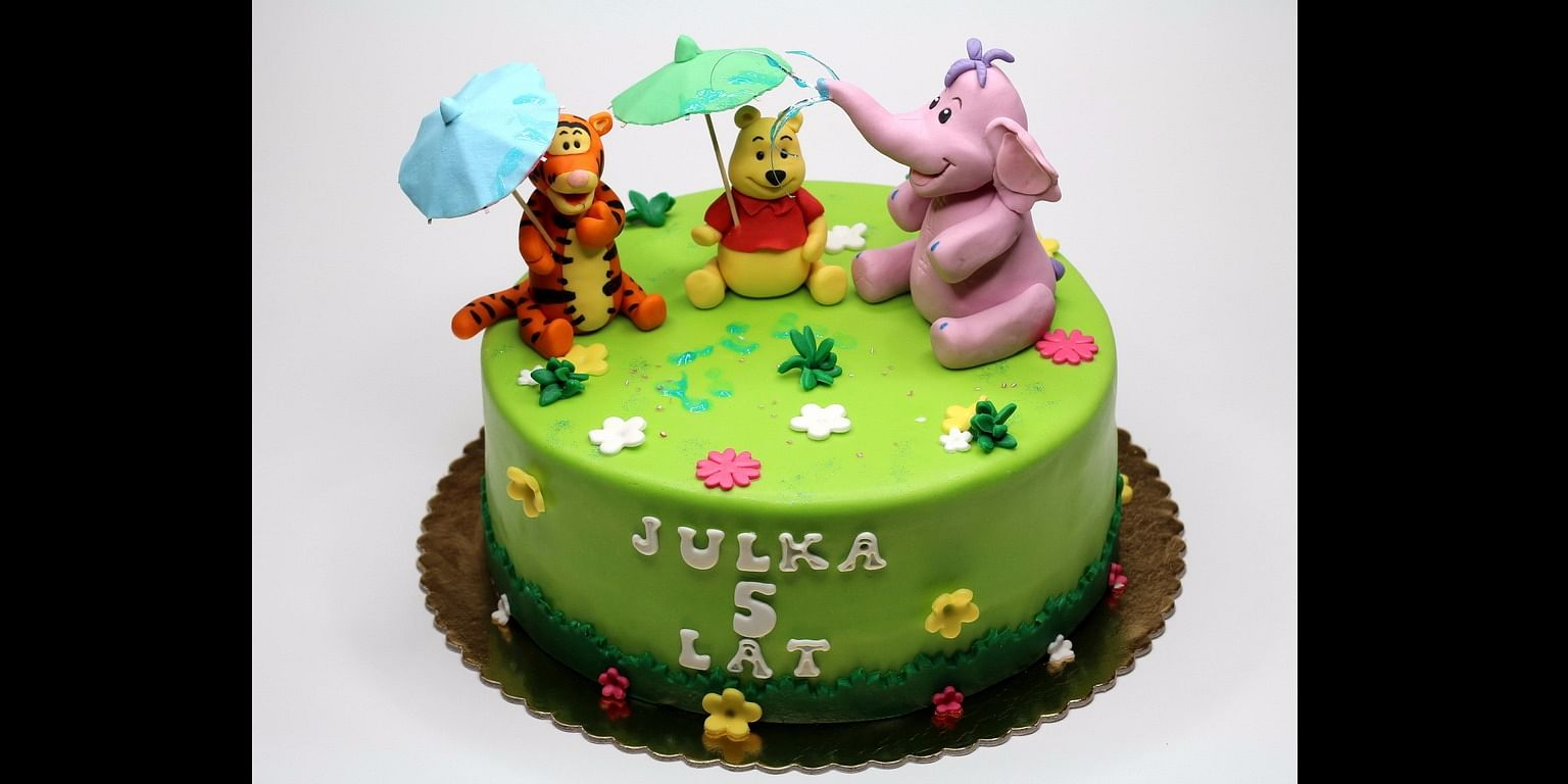 Awesome ideas for your kid's first birthday cake