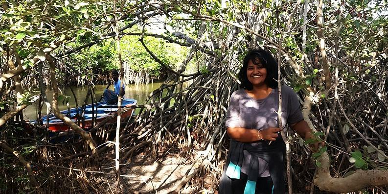 Boating at Pichavaram Mangrove Forest