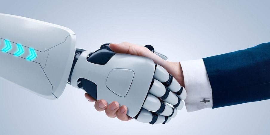when technology meets human