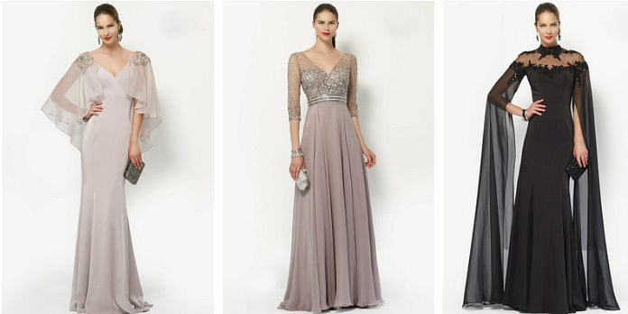 Mon Cheri Mother of the bride dress collection by Couture Candy ( <a href=