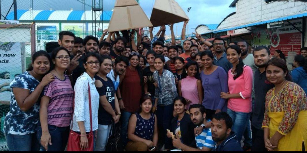 Corporate Team building Activities in Bangalore | Corporate Gifting Solution In Bangalore - RidgeGap.com