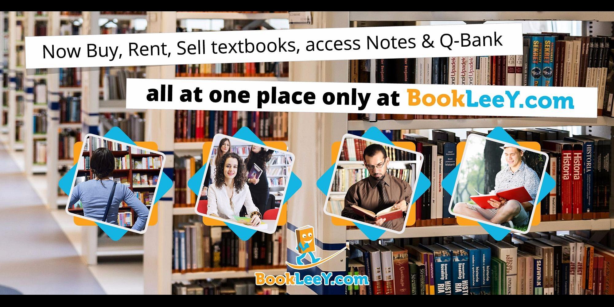 BookLeey dedicated website for students