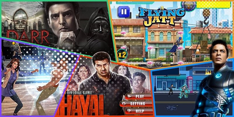 Bollywood movies that fell on the box office but topped app stores' chart