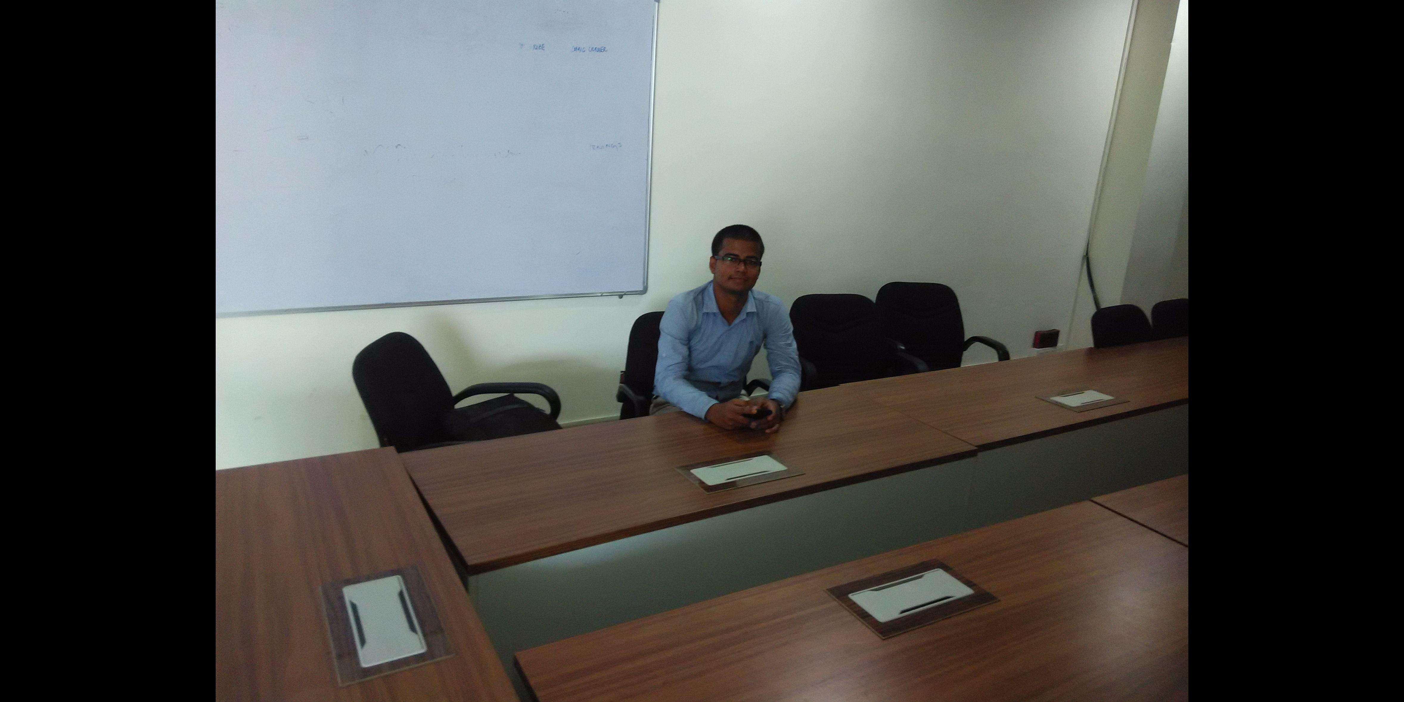 <b>StartUp Village , Incubator, Visakhapatnam, Andhra Pradesh <During Galaxy Infosoft Startup Journey></b>