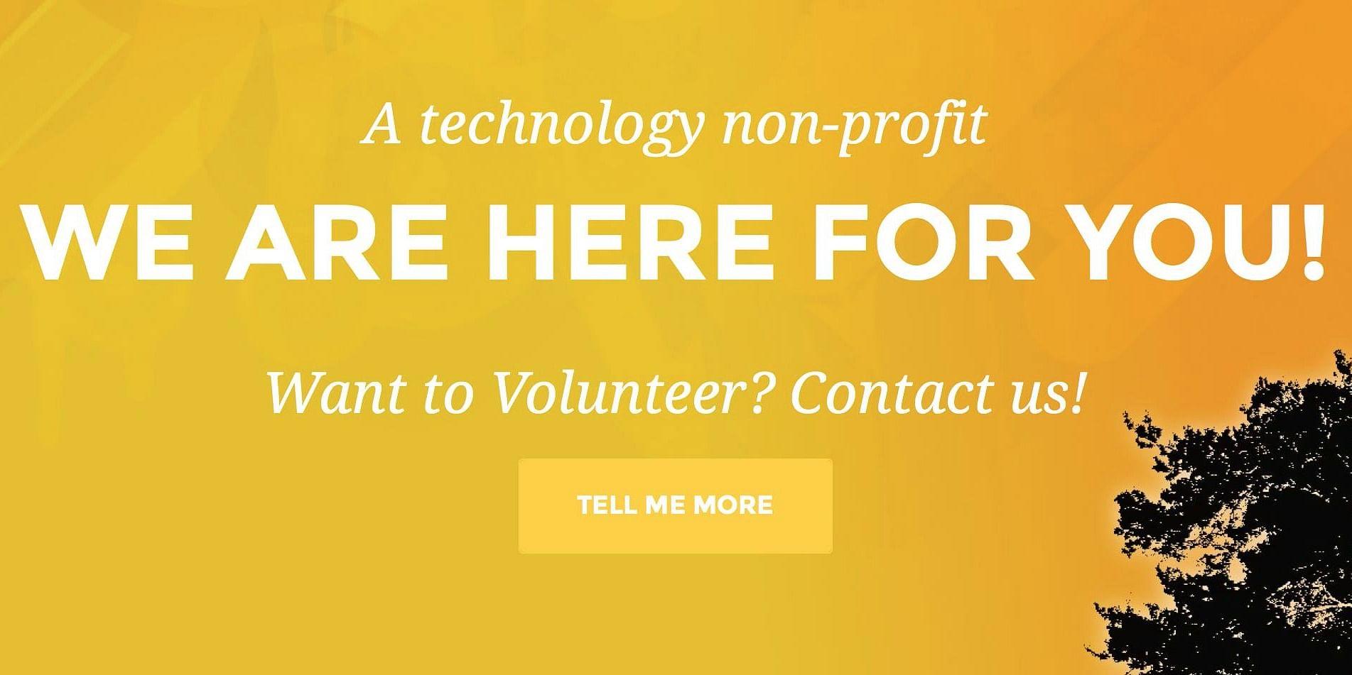 Screenshot from TechStart's website