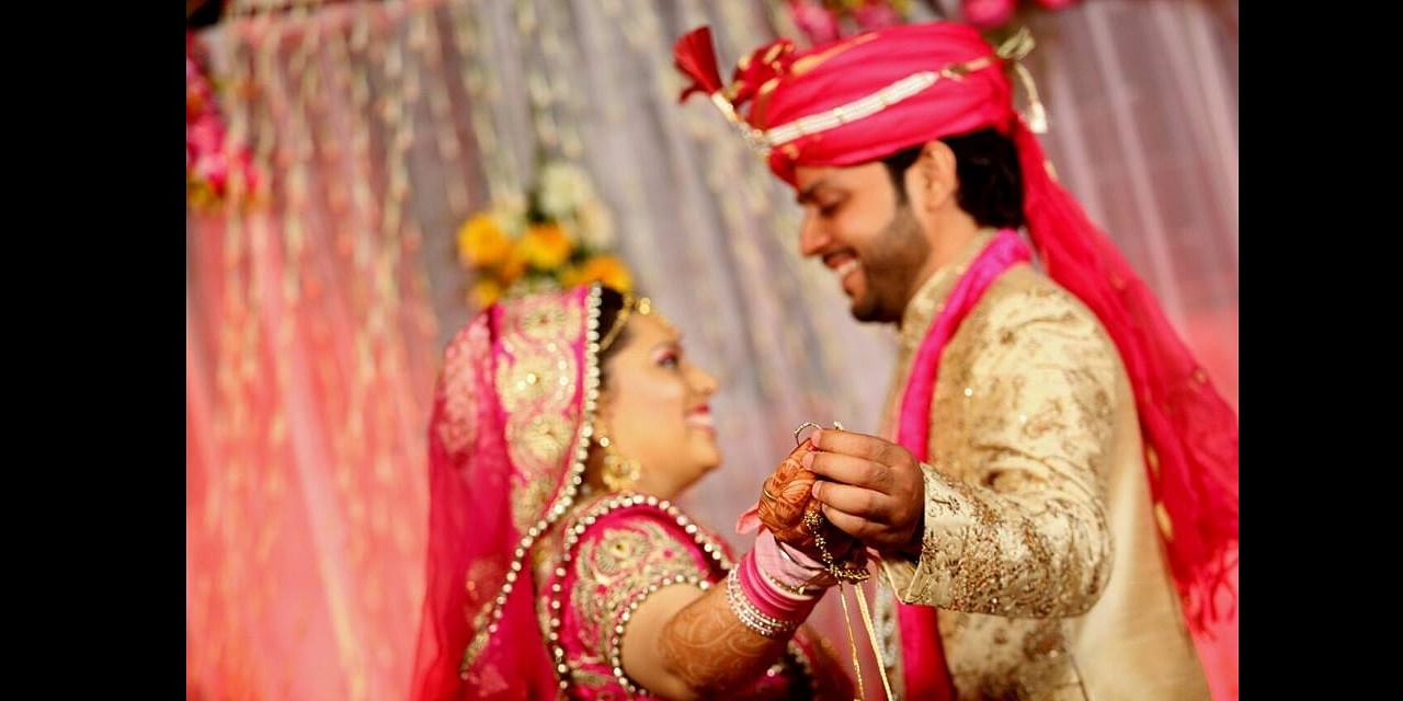 Latika's Wedding Pic