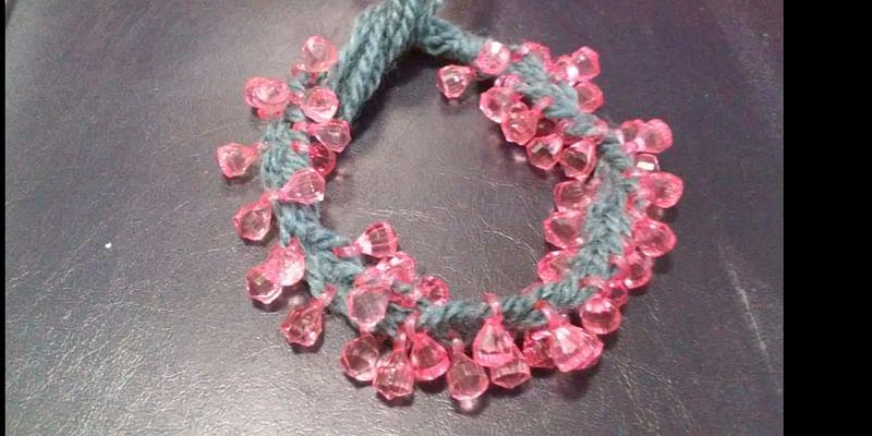 A beautiful neck-piece designed by Josephine