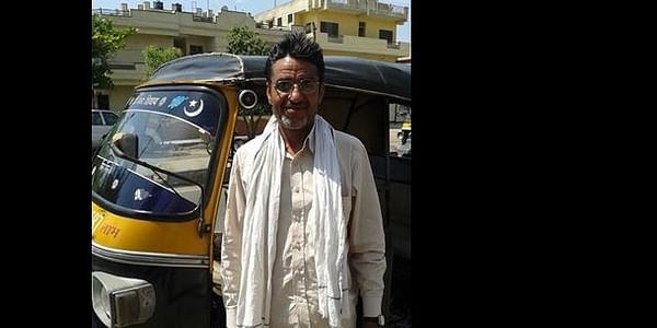 How an auto driver put his sons through JEE