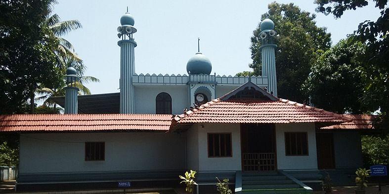 Figure 4 The Entrance to the Cheruman Perumal Mosque