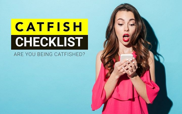 signs of a catfish online