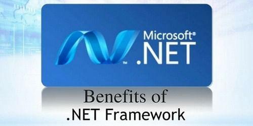Benefits of .Net Frameworks