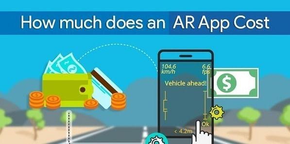 Cost to build an AR App