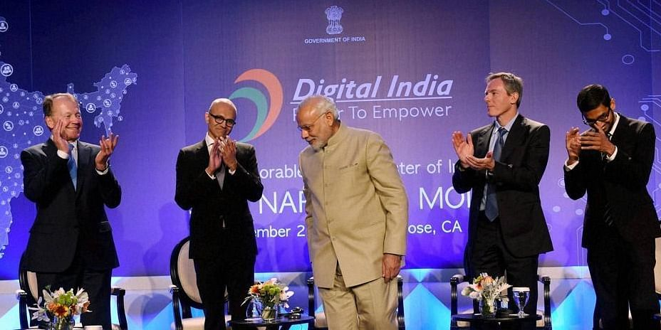 Digital India - Power to Empower