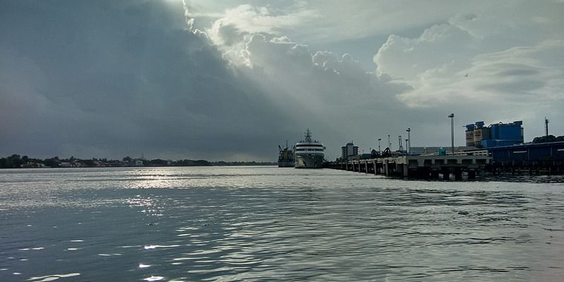 Navigating the islands by ferries is efficient and affords spectacular views