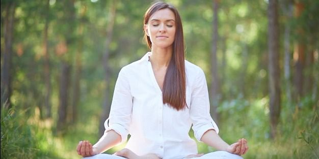 Meditation makes you patient, not reactive (Image Source: Irvine Community News and Views)