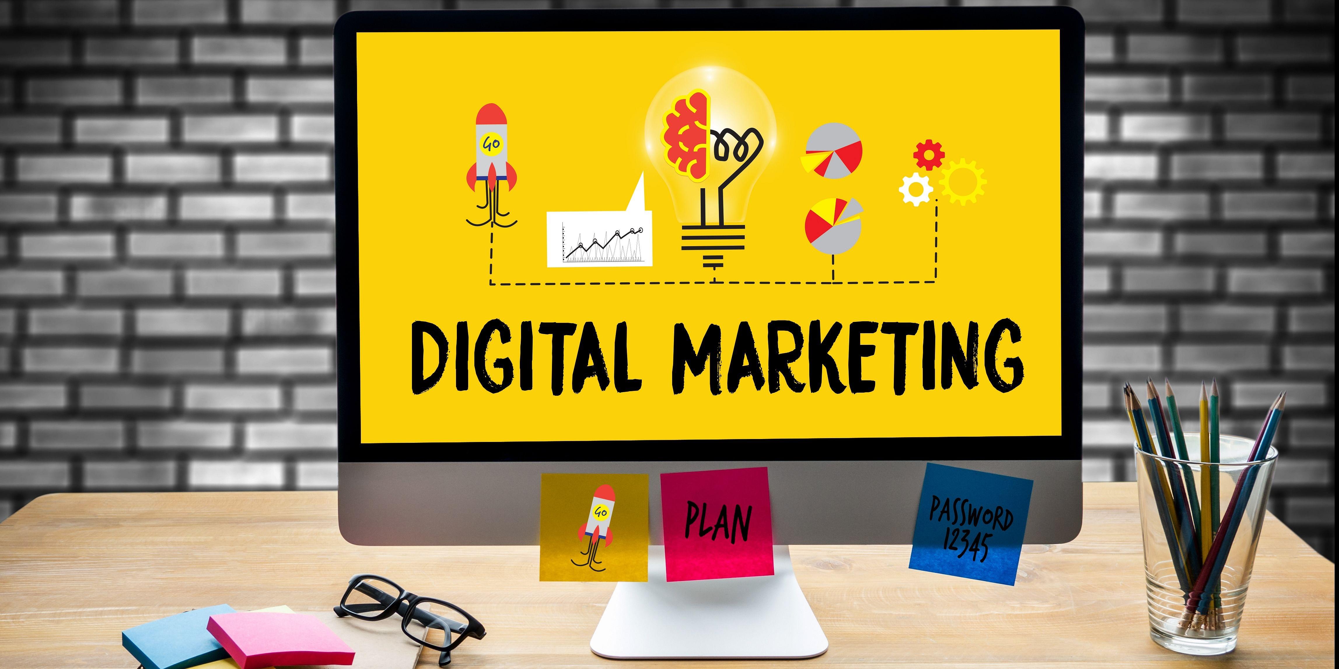 Digital Marketing Trends - 2018