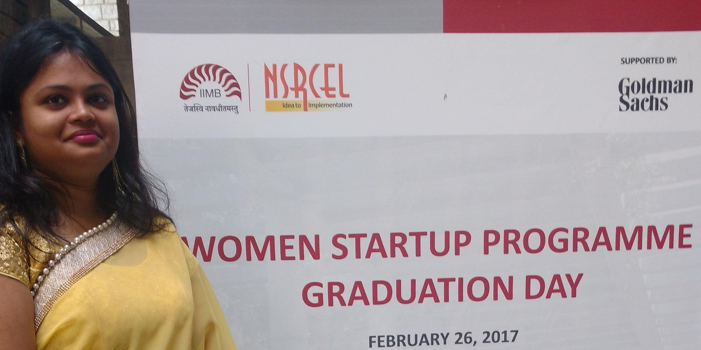 Graduation Day at IIMB of Women Entrepreneurs