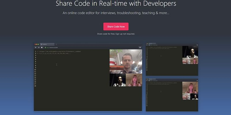 (Skype Interview with live code execution, in-browser group call and syntax highlighting. Source-Skype)