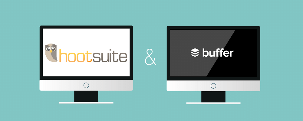 HooteSuite and Bufferly