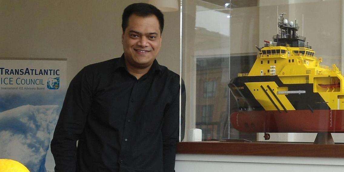 Biraj Borah, founder TIEMCHART, project management software company